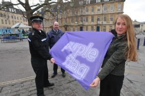 Purple Flag awarded to Bath